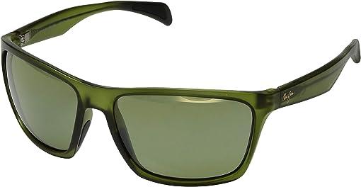 Matte Translucent Khaki Green/Maui HT