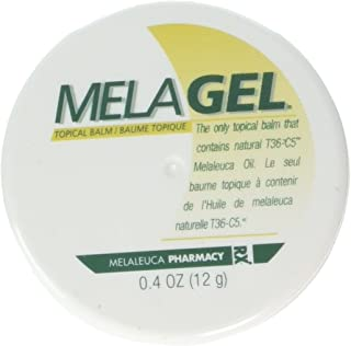 Melaleuca MelaGel Topical Balm .4oz Disk by selltop15