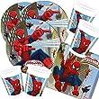 52-teiliges Party-Set Spiderman Web Warriors - Tel