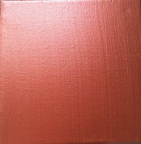 1kg (ca. 1Liter) (Grundpreis 24,90€/kg) Effektfarbe Metallic, Metallic Farbe, Wandfarbe, Wand-Farbe, Glitzer Wandfarbe, Farbe mit Glitzer, Glitzereffekt, Glitzer Effekt, Glitter (Rotbraun Metallic)