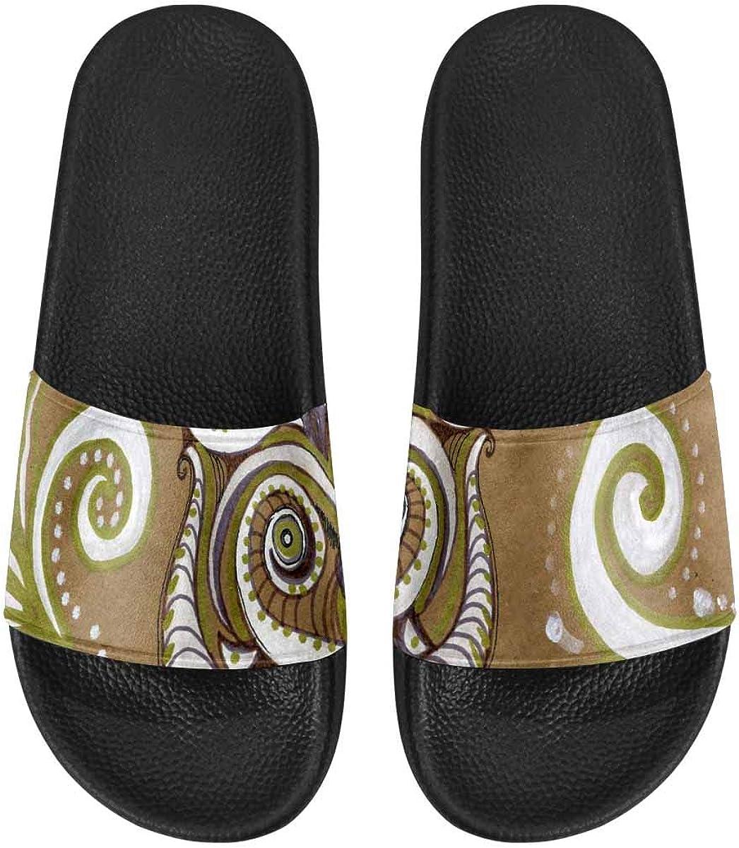 InterestPrint Women's Lightweight Sandals for Beach