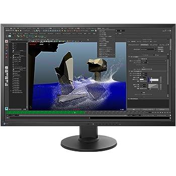 EIZO FlexScan 31.5インチ カラー液晶モニタ ( 3840×2160 / IPSパネル / 5ms / ノングレア / ブラック ) EV3237-BK