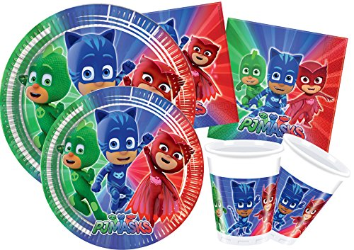 Ciao y4321 – Kit Día de tabla PJ MASKS, multicolor