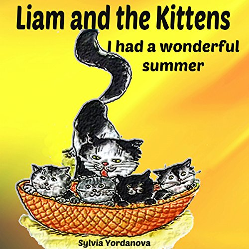 Liam and the Kittens audiobook cover art