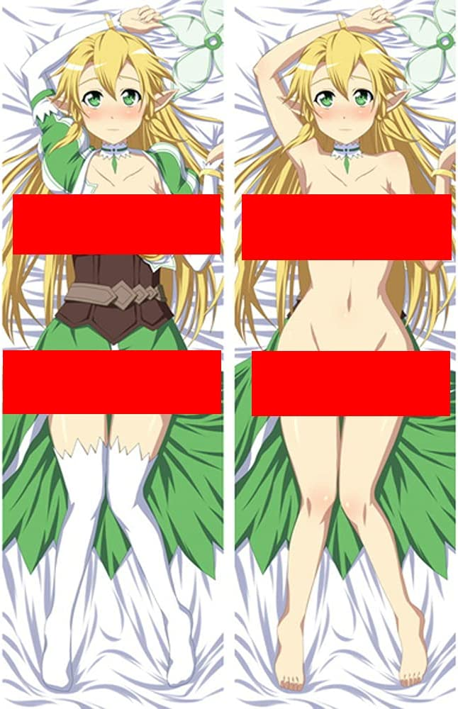 Pwwpyy Anime Name: Limited price Sword Art Pillo Online Pillowcase Body Complete Free Shipping