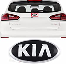 KIA Logo Rear Trunk Emble Badge for KIA 2014- Forte Cerato K3 Sedan OEM Parts