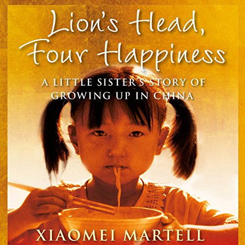 Lion's Head, Four Happiness cover art