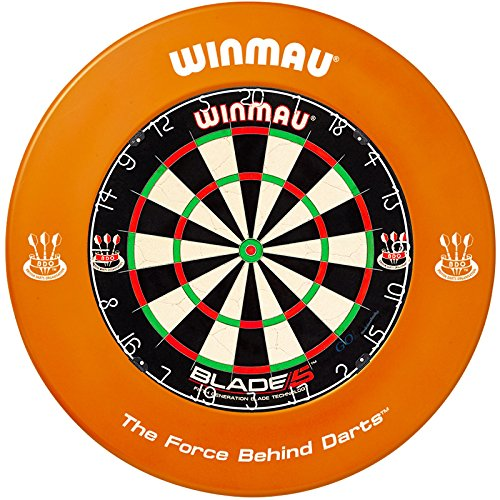 Winmau Dartboard Blade 5 + Catchring (Orange)