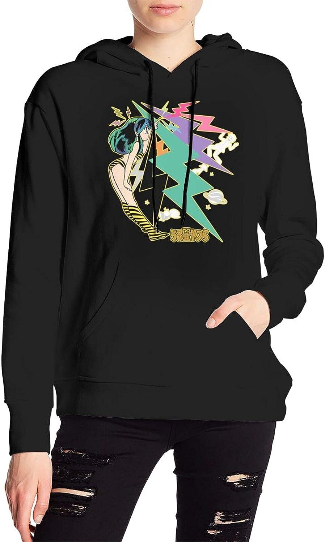 Urusei Yatsura Sweater Graphic Sweatshirt With Pocket For Men Womens