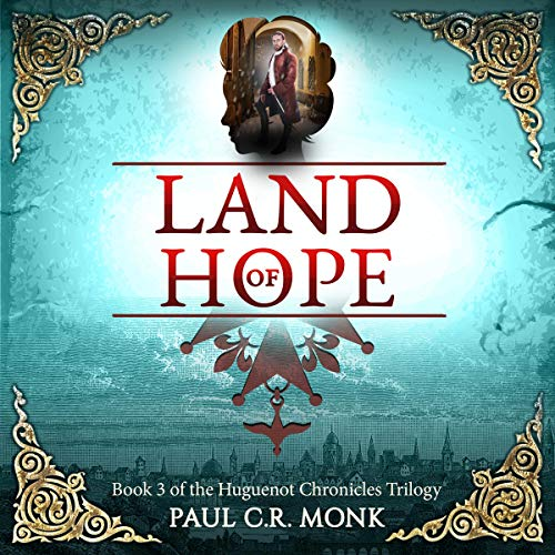 Land of Hope: A Historical Fiction Novel audiobook cover art