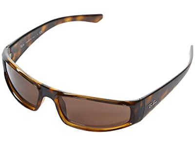 Ray-Ban 58 mm RB4335 Square Sunglasses
