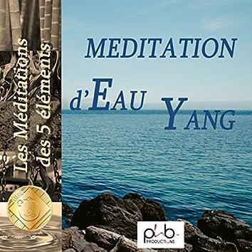 Les relaxations - méditations des 5 éléments l'océan eau Yang sialleuc
