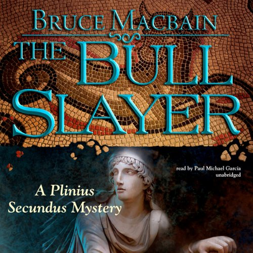 The Bull Slayer cover art