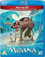 Moana [3D Blu-ray + Blu-ray]