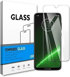 【1枚】Moto G7 plus/Moto G7 フィルム Moto G7 plus/Moto G7 ガラスフィルム 日本製素材旭硝子製 液晶保護フィルム 3D Touch対応・ 業界最高硬度9H・耐衝撃・気泡ゼロ・指紋防止・ 防塵、・自動吸着・簡単貼付 液晶保護フィルム