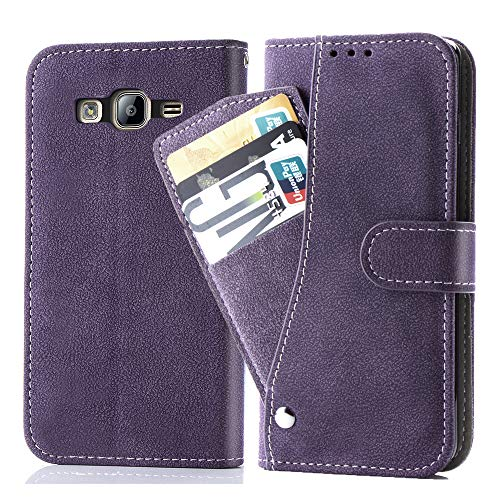 Asuwish Galaxy ON5/G550 Wallet Phone Cases,Luxury...
