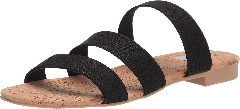 STEVEN by Steve Madden Women's Sike Slide Sandal