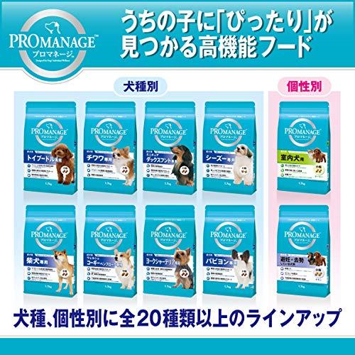 プロマネージ(PROMANAGE)成犬用ヨークシャーテリア専用1.7kg