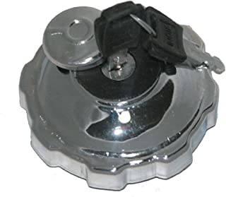 Chrome Plated Petrol Tank Lockable Filler Cap Lid Jawa 250 350 353 559