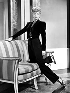 Posterazzi Poster Print Collection EVCPBDLUBAEC159LARGE Lucille Ball Portrait (16 x 20)