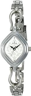 Titan Analog Silver Dial Women's Watch -NK2536SM02