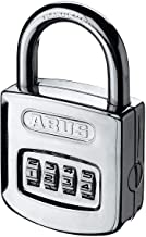 ABUS 35015 cijferslot 160/50 mm, zilver