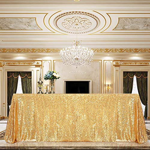 Sequin Tablecloth 90