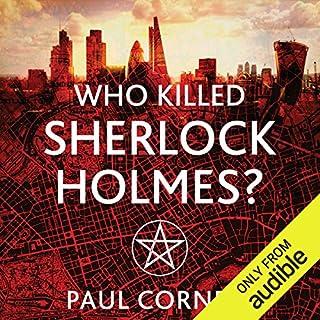 Who Killed Sherlock Holmes? cover art