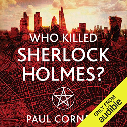 Who Killed Sherlock Holmes? cover art
