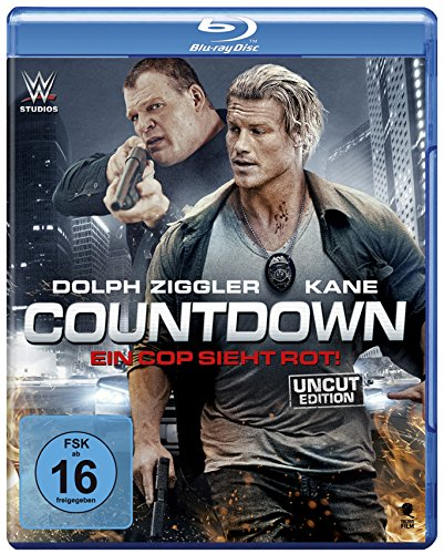 Countdown - Ein Cop sieht rot! [Blu-ray]