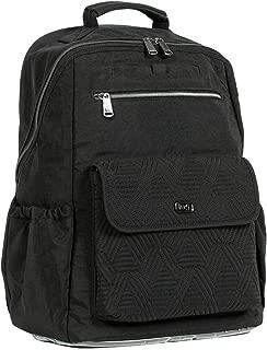 Lug Tumbler Backpack, Midnight Black Backpack