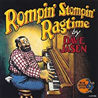 Rompin Stompin Ragtime by Dave Jasen (2007-04-25)