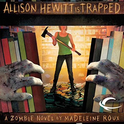 Allison Hewitt Is Trapped audiobook cover art
