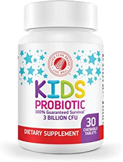 dna miracles chewable probiotics