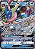 Greninja GX - 24/131 - Ultra Rare - Forbidden Light