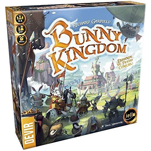Devir Bunny Kingdom (Ed. En Español), Multicolor (1)