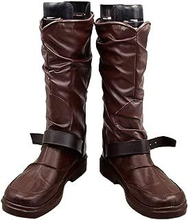 Halloween Noragami ARAGOTO Yato Cosplay Boots Custom Made