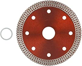 Diamond Circular Saw Blade 105mm/110mm for Cutting Porcelain and Ceramic Tile Saw Blade(110mm)