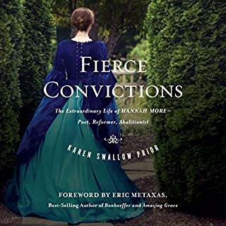 Fierce Convictions cover art