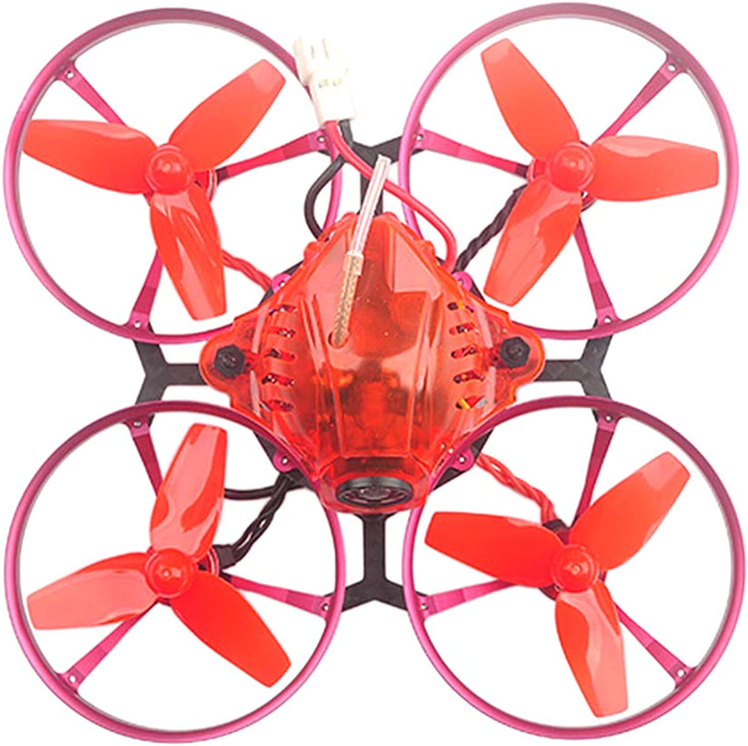 B Blesiya Happymodel Snapper7 75mm Brushless Hobby FPV Racing Drone Aircraft Frsky BNF