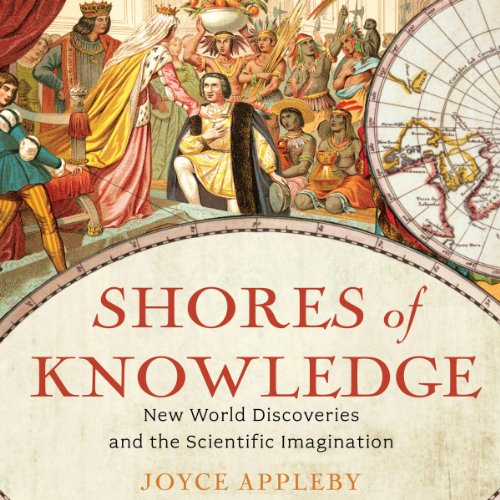 Shores of Knowledge audiobook cover art