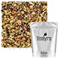 Tealyra - Healthy Edge - Immunity Booster - Detox - Weight Loss - Herbal Loose Leaf Tea Blend - Pu-Erh - Mate - Oolong Tea - Caffeine Low - All Natural Ingredients