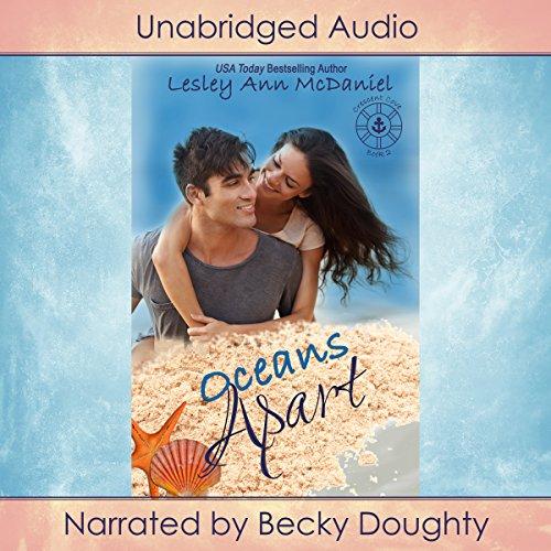 Oceans Apart audiobook cover art