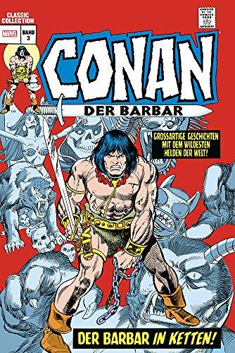 Conan der Barbar: Classic Collection: Bd. 3