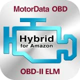 Doctor Hybrid ELM OBD2 scanner. MotorData OBD