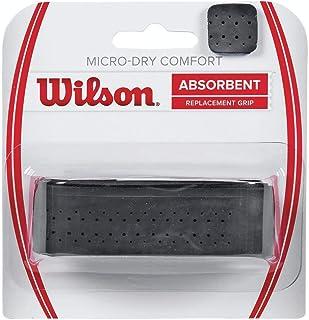 Wilson Micro-Dry Comfort Replacement Grip, Black