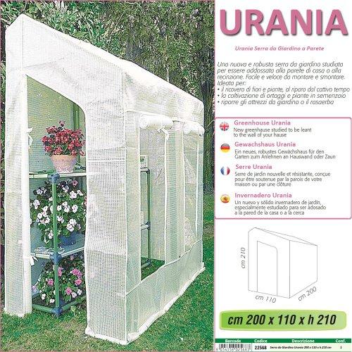 Betty Garden Serra NEW da Giardino a Parete Urania -...