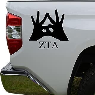 zeta sorority hand sign