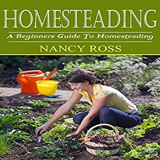 Homesteading cover art