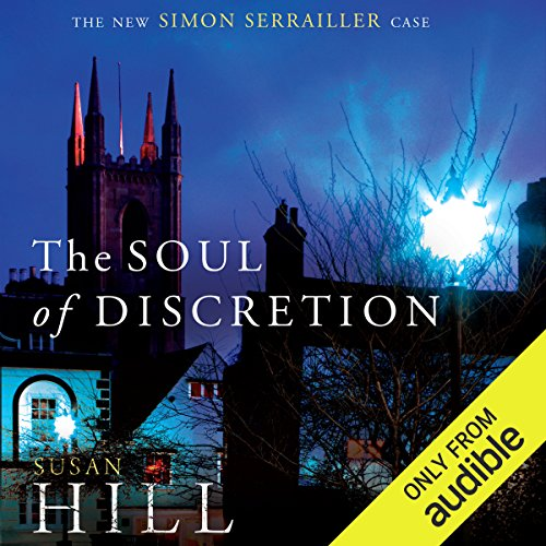 The Soul of Discretion audiobook cover art